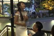 Màn cầu hôn siêu lãng mạn của đôi trẻ Hà Nội