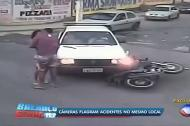 Đôi bạn trẻ hôn nhau nồng cháy ngay sau khi gặp tai nạn