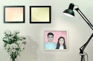 Cặp đôi Hà Nội gây sốt với thiệp cưới bằng clip
