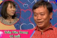 Hạnh phúc của cặp đôi U50 khiến Quyền Linh - Cát Tường xúc động