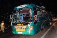Xe khách phát nổ kinh hoàng ở Bắc Ninh, nhiều người thương vong