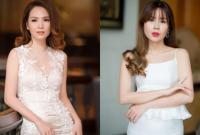 'Gái 2 con' Đan Lê và Lưu Hương Giang khoe nhan sắc ngọt ngào