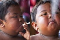 Cậu bé 2 tuổi hút 40 điếu thuốc mỗi ngày khiến thế giới phải sốc giờ ra sao?