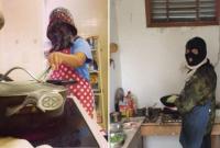 Khi đàn ông vào bếp: Sự thật 'không như mơ'