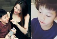 Hồ Ngọc Hà 'khoe' clip con trai SuBeo đọc truyện bằng tiếng Anh 'vanh vách'