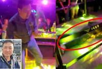 Hình ảnh tài tử TVB đột tử trên sân khấu lần đầu được tiết lộ