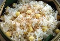 Mách bạn cách nấu xôi dừa hạt sen thơm ngon khó cưỡng