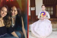 Hot girl và hot boy Việt 29/4/2017: Bùi Châu đọ sắc cùng Celine Farach, Quỳnh Kool xinh đẹp khi mặc hanbok