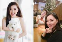 Nhan sắc xinh đẹp ngọt ngào của em gái Yumi Dương