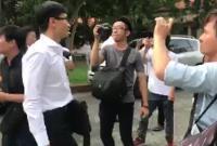Cao Toàn Mỹ 'cay đắng' rời tòa, đá tung hàng rào vì bị báo chí quây