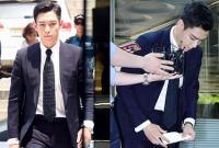 T.O.P thừa nhận sử dụng cần sa, bị kết luận 2 năm quản chế dưới sự theo dõi của cảnh sát
