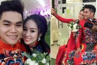 Những hình ảnh đầu tiên của Lê Phương - Trung Kiên tại đám cưới ở quê nhà trai