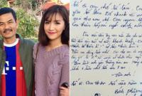 Ca sĩ Bích Phương thể hiện độ 'lầy lội' từ nhỏ qua bức tâm thư gửi bố