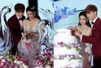 Rò rỉ ảnh cưới của Tim và Trương Quỳnh Anh