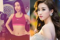 Hoa hậu Mỹ Linh eo thon gợi cảm, trổ tài catwalk trước thềm Miss World 2017