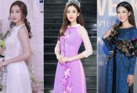 Bị chê mặc xấu, Hoa hậu Đỗ Mỹ Linh vẫn âm thầm tiến lên Top 2 bình chọn tại Miss World 2017