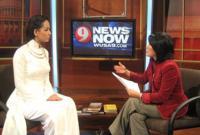 Clip Hoa hậu Mai Phương Thúy trả lời phỏng vấn trên đài CBS cách đây nhiều năm bất ngờ được chú ý