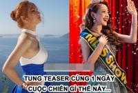 Bị chê hát dở, Chi Pu và Hương Giang Idol vẫn đua nhau tung MV mới, ai hơn ai?