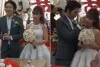 Sáng nay, lễ cưới của Khởi My và Kenlvin Khánh được tổ chức tại nhà riêng