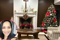 Khám phá không gian nhà Hồng Ngọc ở Mỹ khi Noel 2017 đang đến gần