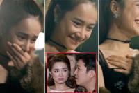 Khác hẳn ngoài đời thực, Nhã Phương hạnh phúc như thế này khi được cầu hôn trong MV