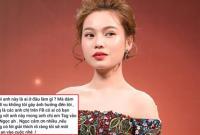 Phản ứng gay gắt của Giang Hồng Ngọc khi bị bầu show tẩy chay