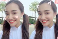 Bất ngờ trước loạt ảnh Nhã Phương đăng tải sau khi được Trường Giang cầu hôn