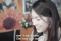 'Hot girl 7 thứ tiếng' khiến dân mạng 'phát sốt' với bản cover tiếng Anh 'Hương Ngọc Lan'