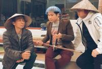 Cười nghiêng ngả với màn hát xẩm của Trọng Tấn, Đăng Dương và Việt Hoàn