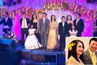 Danh hài Bảo Quốc tổ chức kỷ niệm 50 năm ngày cưới