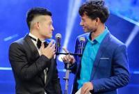 Việt Tú cầu hôn Xuân Bắc ngay trên sóng truyền hình