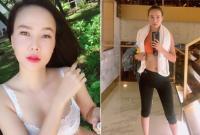 Dương Yến Ngọc chia sẻ bí quyết giữ boby sau sinh hai con, đến 40 tuổi không bị sồ sề