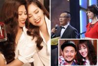 Tin sao Việt 25/5/2018: BTV Ngọc Trinh chia sẻ về người 'bắt nạt' mình ở VTV, biểu cảm 'khó đỡ' của Hari Won khi MC Lại Văn Sâm nhắc tên Tiến Đạt