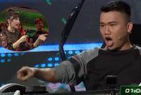 Mr. Cần Trô khiến Hari Won phấn khích vì quá thông minh và hài hước