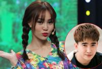 Ninh Dương Lan Ngọc lần đầu thừa nhận chuyện tình cảm với Chi Dân trên sóng truyền hình