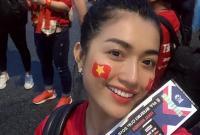 Lệ Hằng bức xúc vì cổ động viên Việt Nam không được vào khán đài dù có vé
