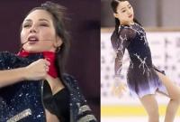 Thánh nữ 'cởi áo' trượt băng nghệ thuật thế giới bị nữ thần Nhật Bản vượt mặt