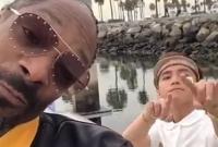 Sơn Tùng M-TP khiến fan 'phát sốt' khi bất ngờ xuất hiện cùng Snoop Dogg