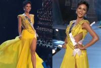 """Lý do H'Hen Niê bỏ luôn 3 chiếc váy cũ, chọn """"hàng nóng"""" bung lụa hết cỡ tại bán kết Miss Universe 2018"""