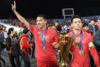 Người hùng Anh Đức lặng lẽ về nhà sau chức vô địch AFF Cup 2018