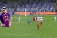 Siêu phẩm sút phạt giúp Quang Hải được báo châu Á ví 'đỉnh' như Messi