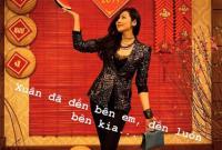 Á hậu Tú Anh nhảy nhót, trêu đùa chồng khi hát ca khúc của Văn Mai Hương gây tranh cãi