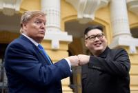 Bản sao của ông Kim Jong-un và Donald Trump bất ngờ xuất hiện tại Hà Nội