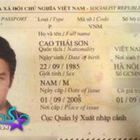 Tủ hồ sơ sao (P16): Cao Thái Sơn