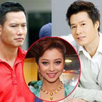 Jennifer Phạm sống cho xứng với hai người đàn ông cao thượng