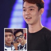 Em họ Hồ Vĩnh Khoa điển trai 'gây sốt' ở 'Vietnam Idol'