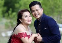 Loạt ảnh cưới lãng mạn của diễn viên Hoàng Anh và vợ Việt kiều