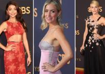 Thảm đỏ Emmy 2017 sáng bừng với màn đọ sắc lộng lẫy của dàn mỹ nhân thế giới