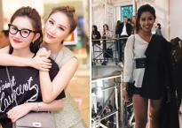 Hot girl và hot boy Việt 18/9/2017: Hoàng Anh Apple lên tiếng về tin đồn hẹn hò Bảo Thy, em chồng Hà Tăng sành điệu ở London