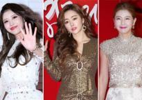 'Phạm Băng Băng Hàn Quốc' rủ dàn sao nữ make up trắng bệch tại thảm đỏ lễ trao giải FCIFA?